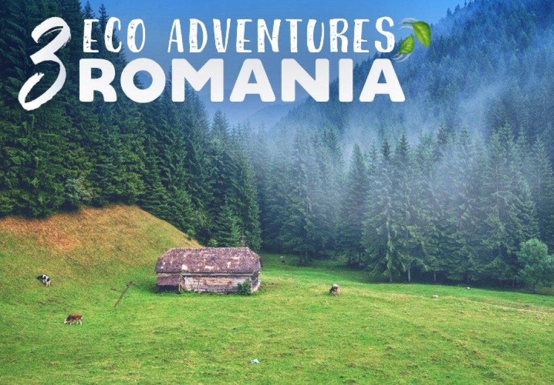 3 Eco Adventures in... Romania