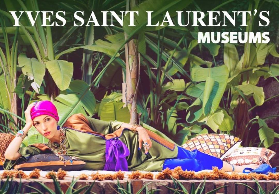 Yves Saint Laurent's Museums