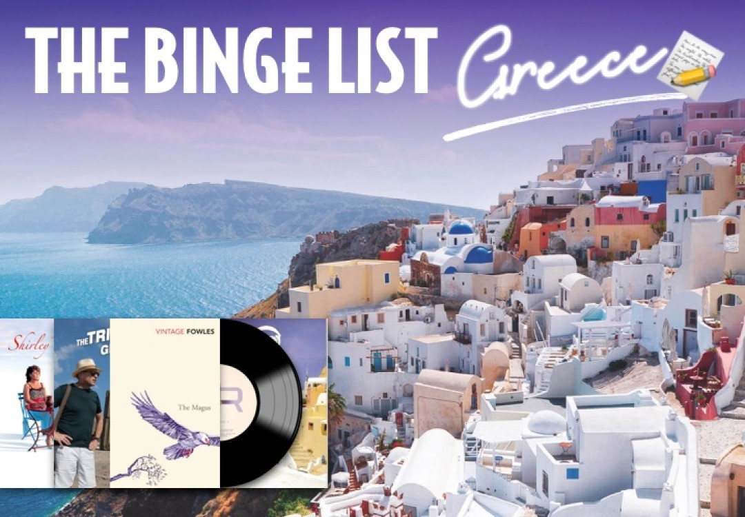 The Binge List: Greece