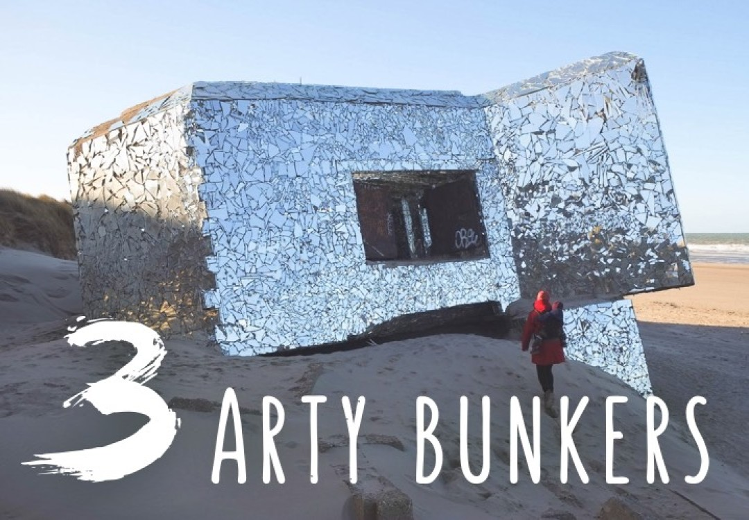 3 Arty Bunkers