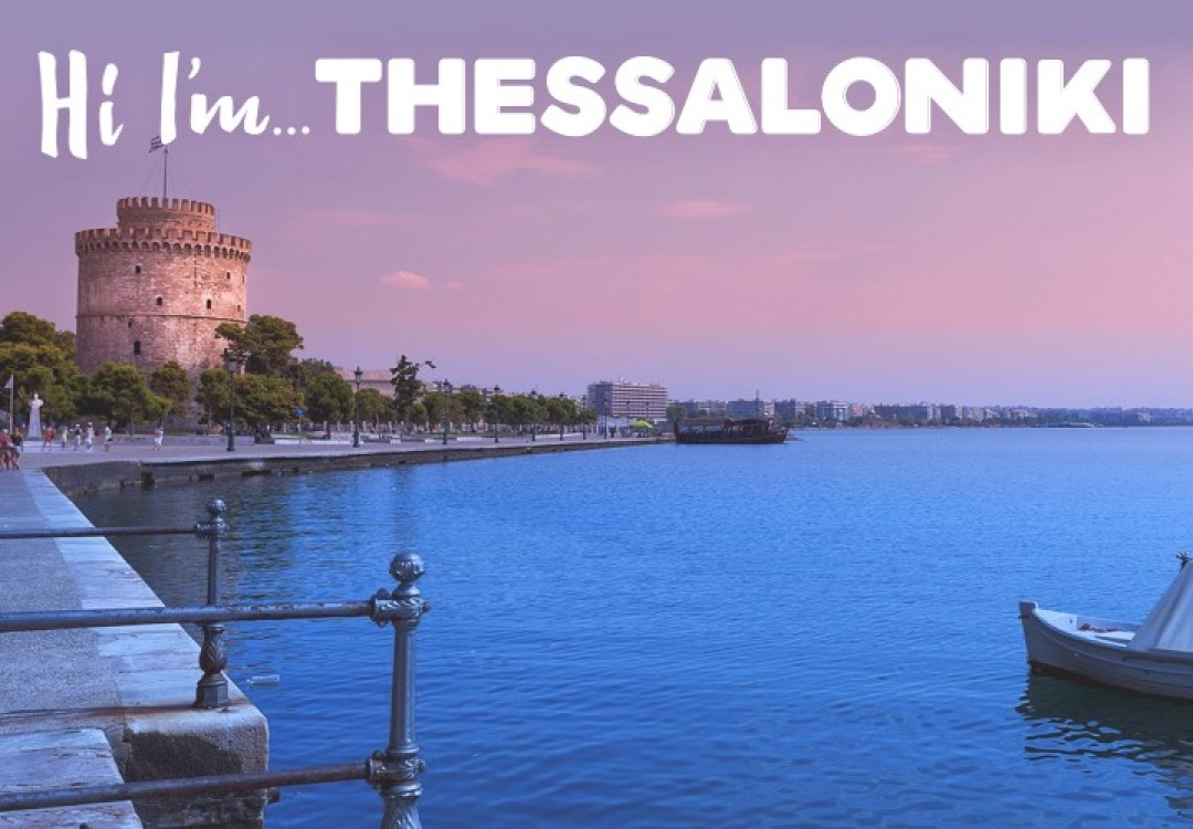 Hi, I'm Thessaloniki