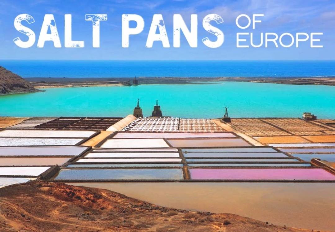 Salt Pans of Europe