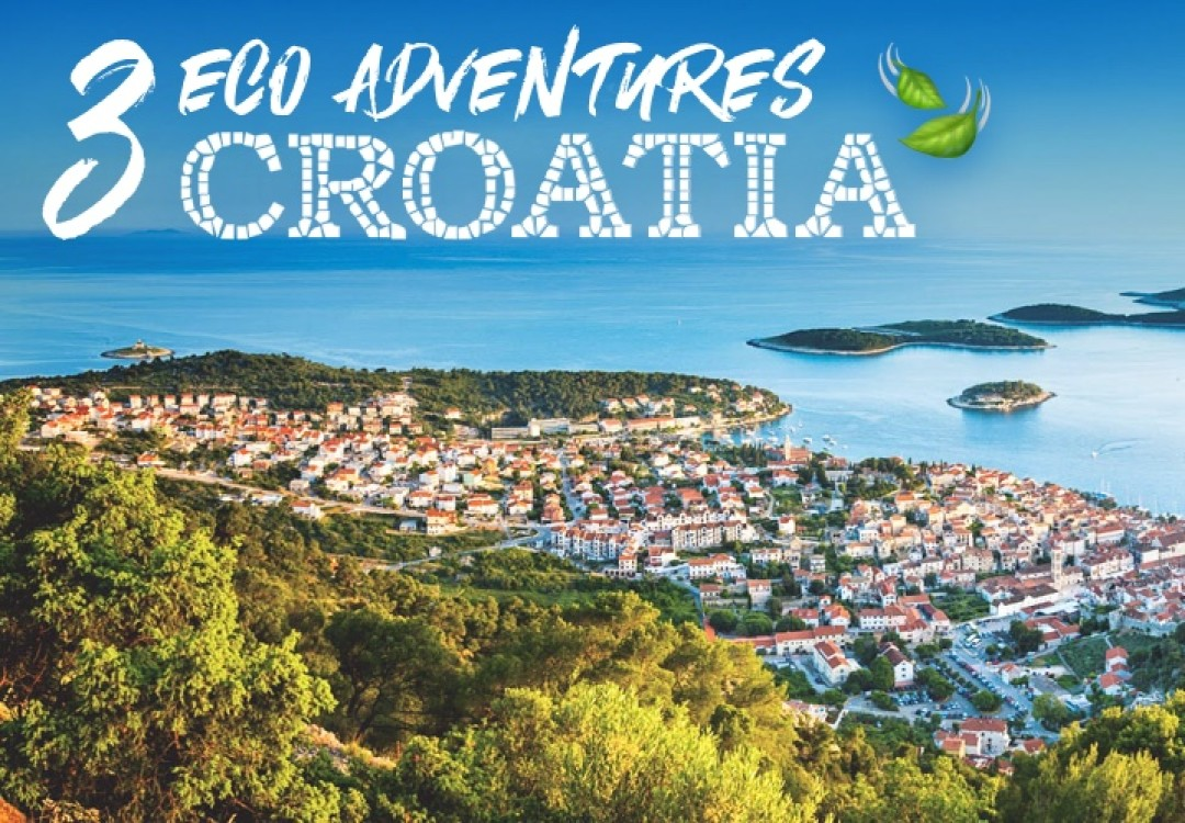 3 Eco Adventures in... Croatia