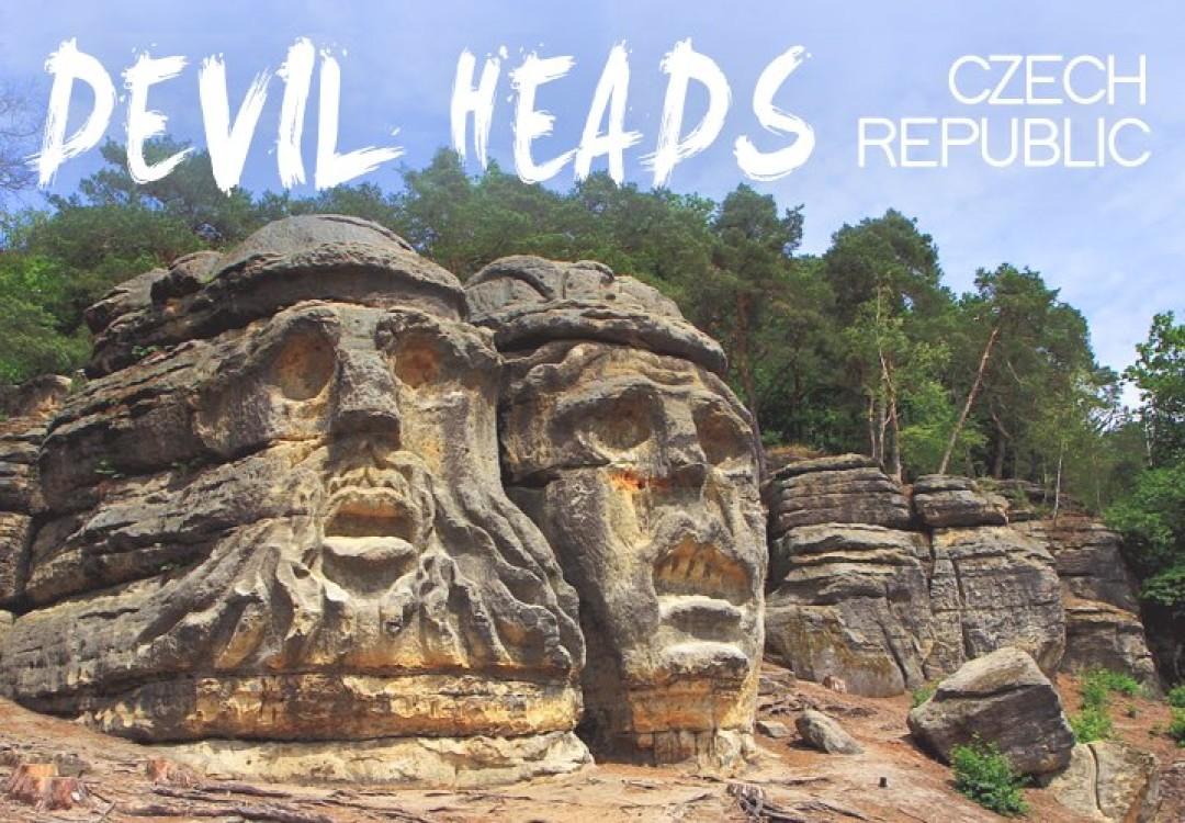The Czech Republic's Devil Heads