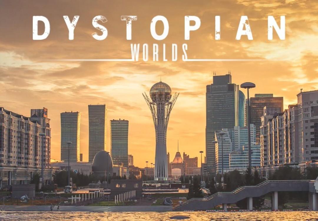 3 Dystopian Worlds
