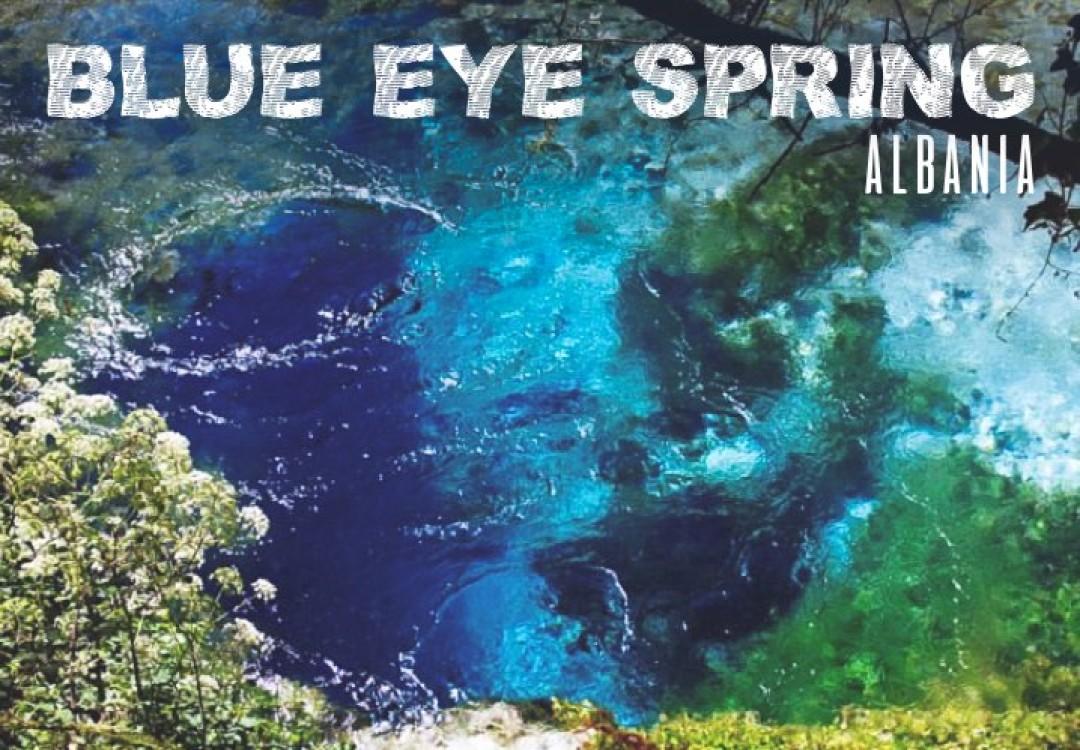 Blue Eye Spring