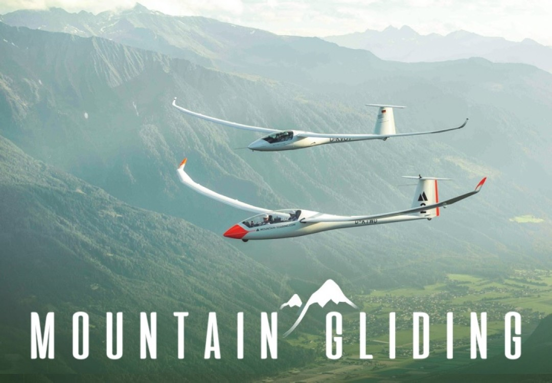 Mountain Gliding, Innsbruck