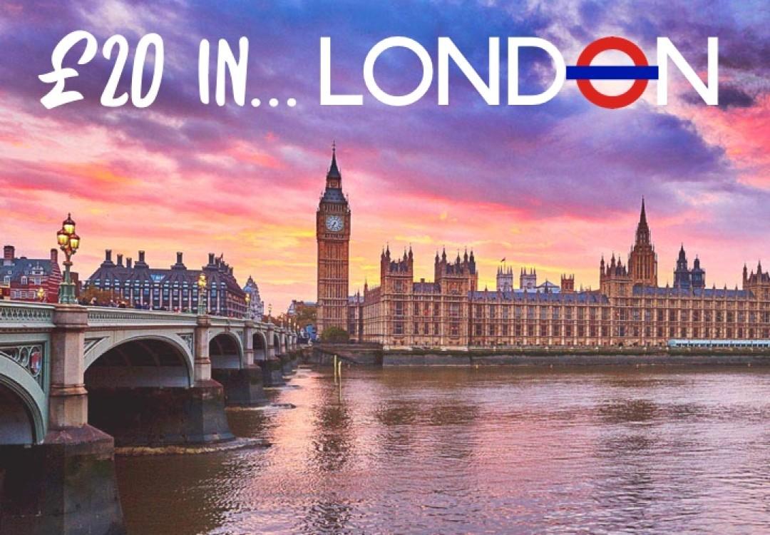 £20 in London