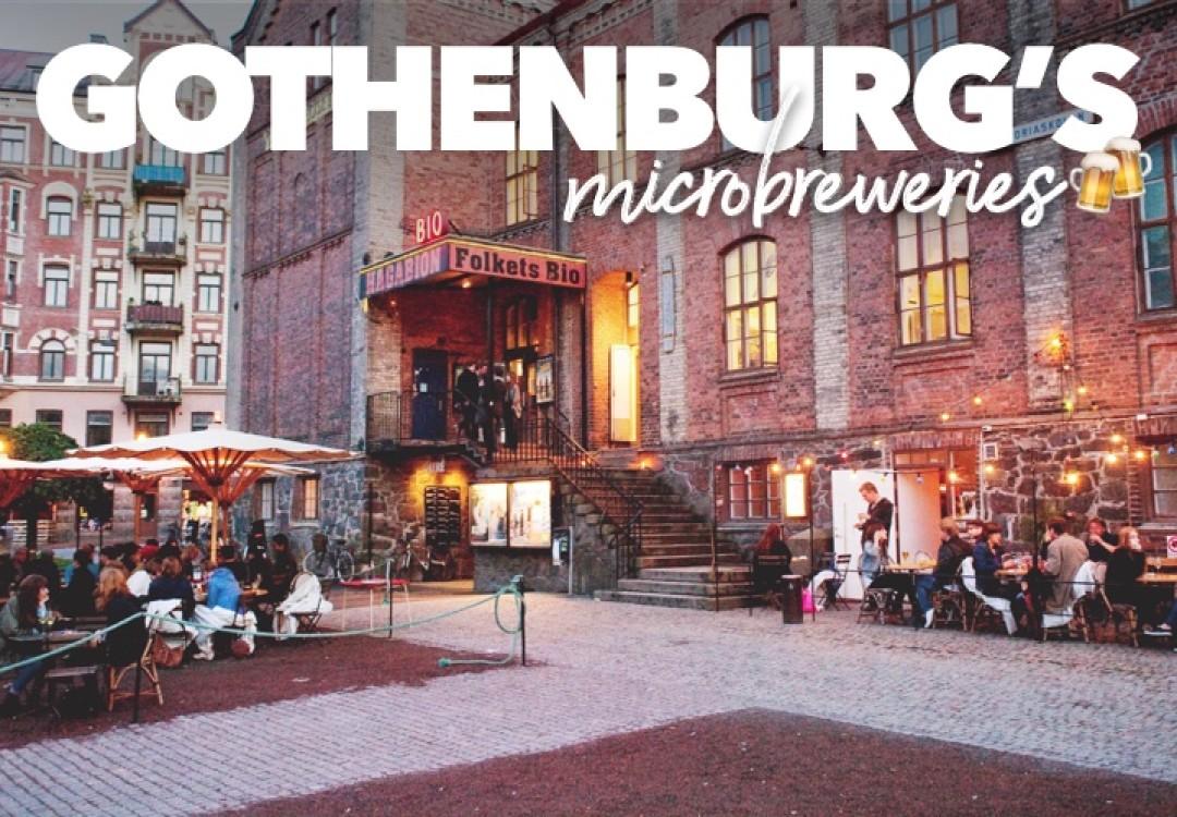Gothenburg's Microbreweries