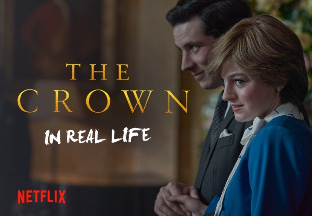 The Crown... in Real Life
