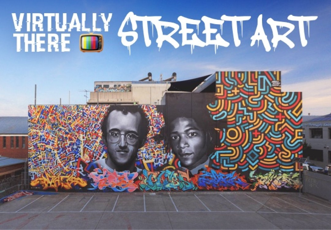 Virtually There: Street Art Tour