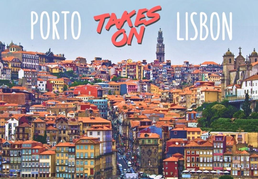 Underdog: Porto takes on Lisbon