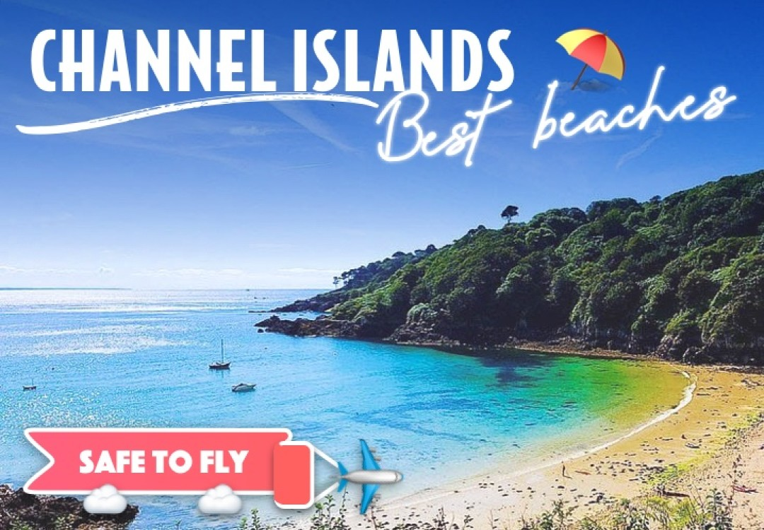 The Channel Islands Beach Guide