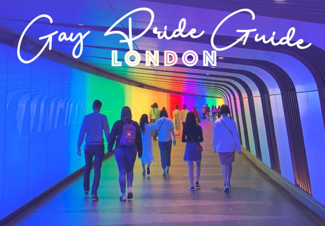 The London Pride Guide