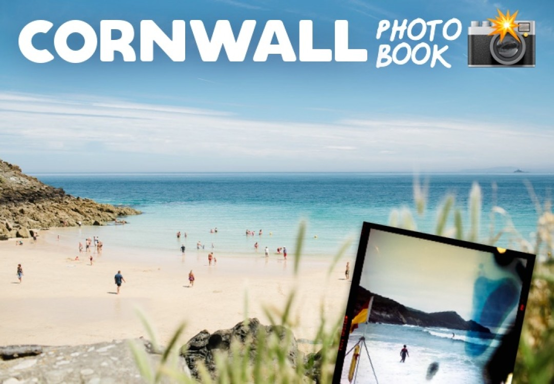 Cornwall Photo Book