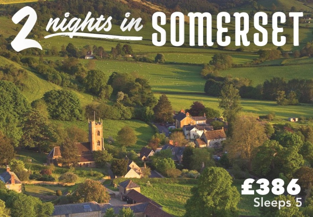 2 Nights Somerset for £386