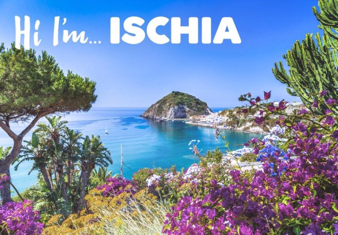 Hi I'm... Ischia