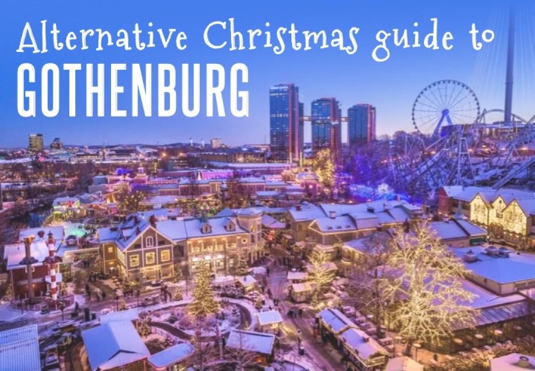 Alt Christmas Guide to Gothenburg