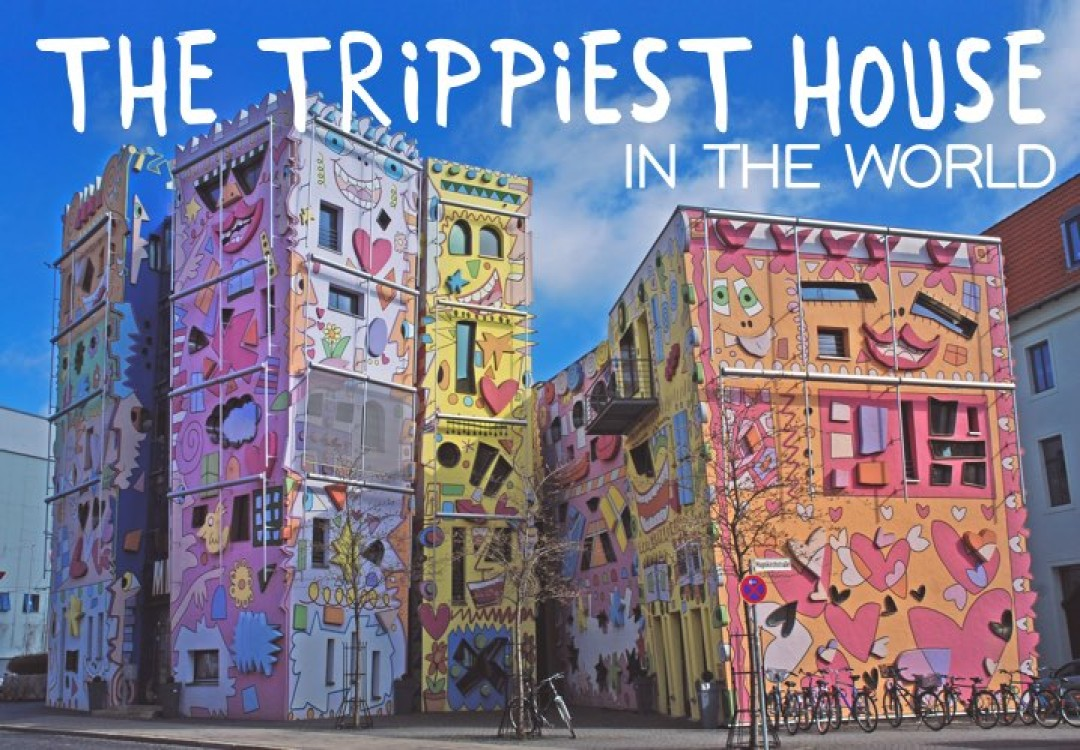 The Trippiest House in the World