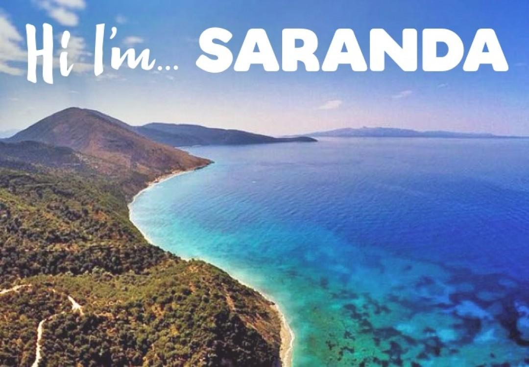 Hi! I'm Saranda