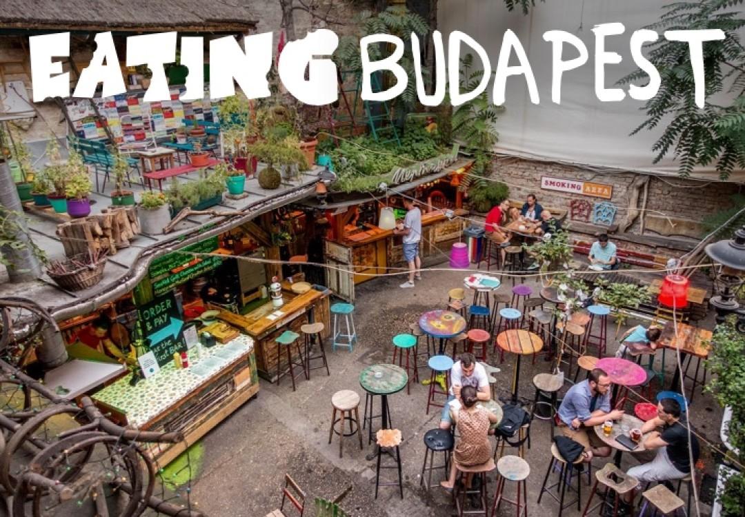 Eating Budapest