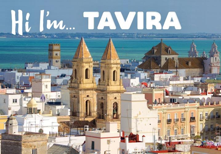 Hi... I'm Tavira