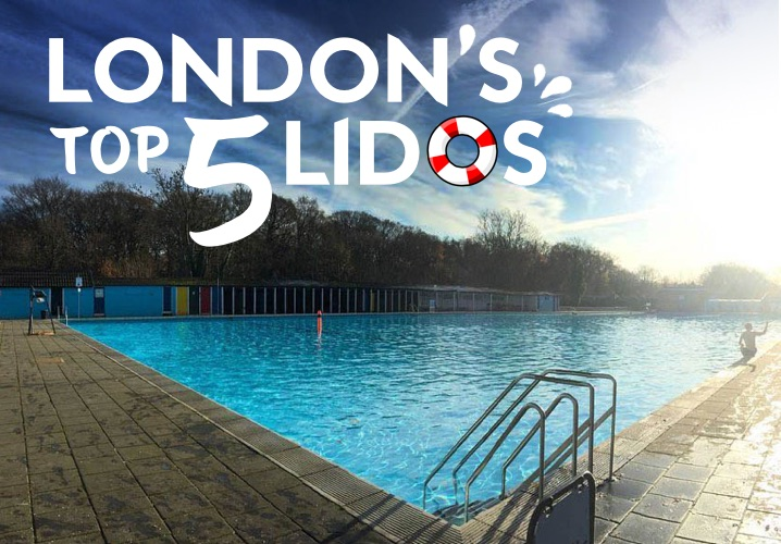 London's Top 5 Lidos