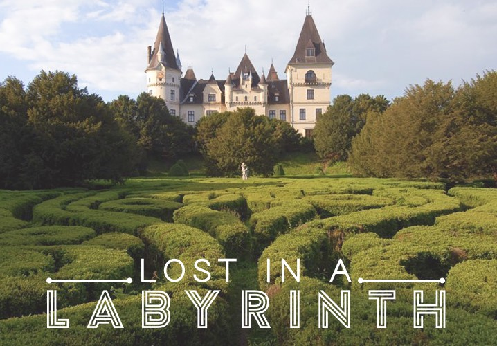 Lost in a Labyrinth