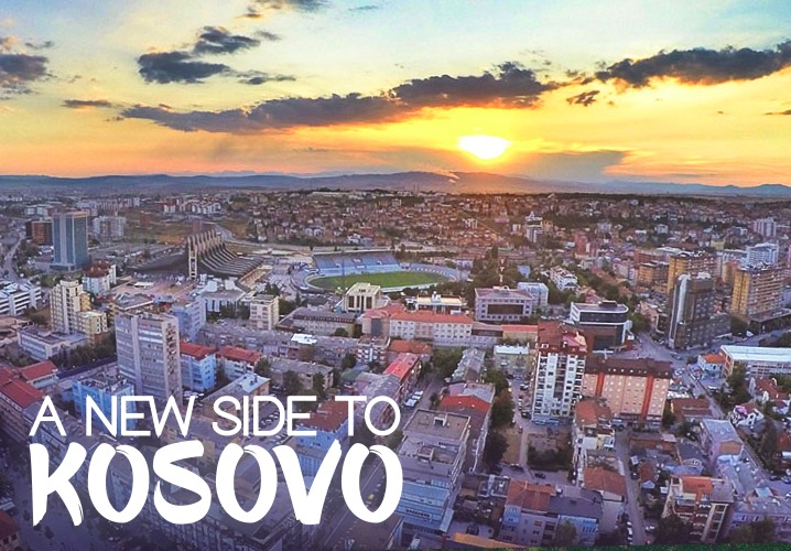 A New Side to... Kosovo
