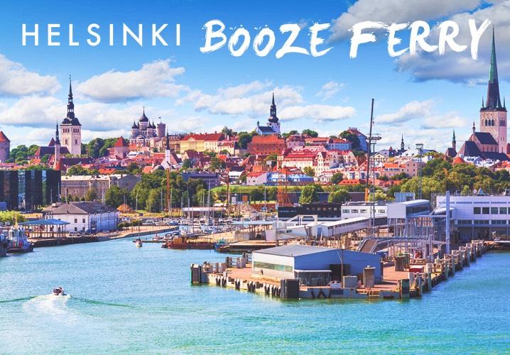 Helsinki Booze Ferry