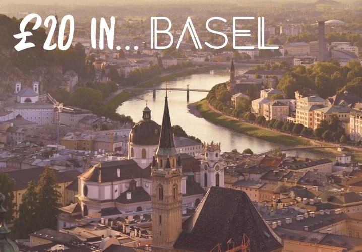 £20 in... Basel