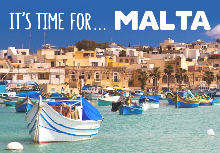 It's Time For... Malta