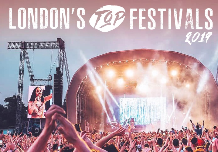 London's Top Festivals 2019