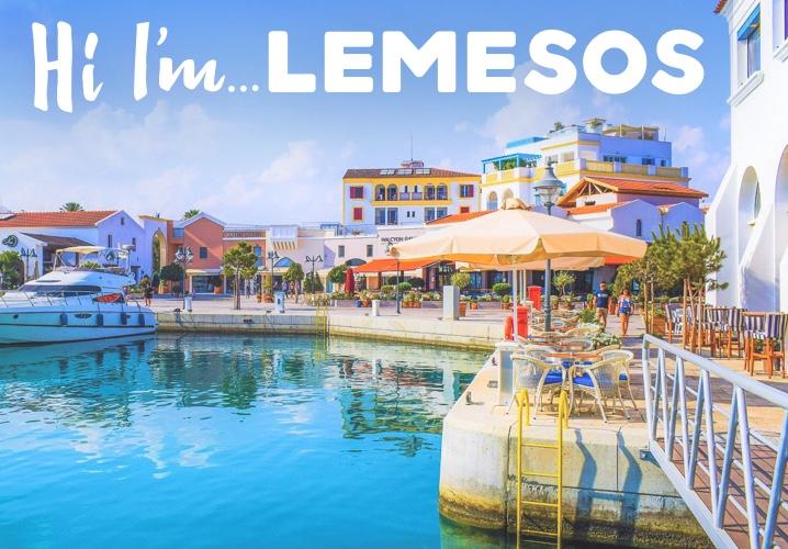 Hi I'm... Lemesos