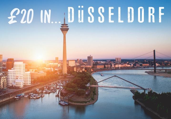 £20 in... Düsseldorf