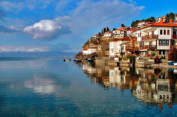 Hi I'm... Lake Ohrid