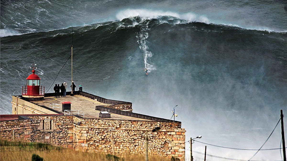 Portugal's Surfing Towns