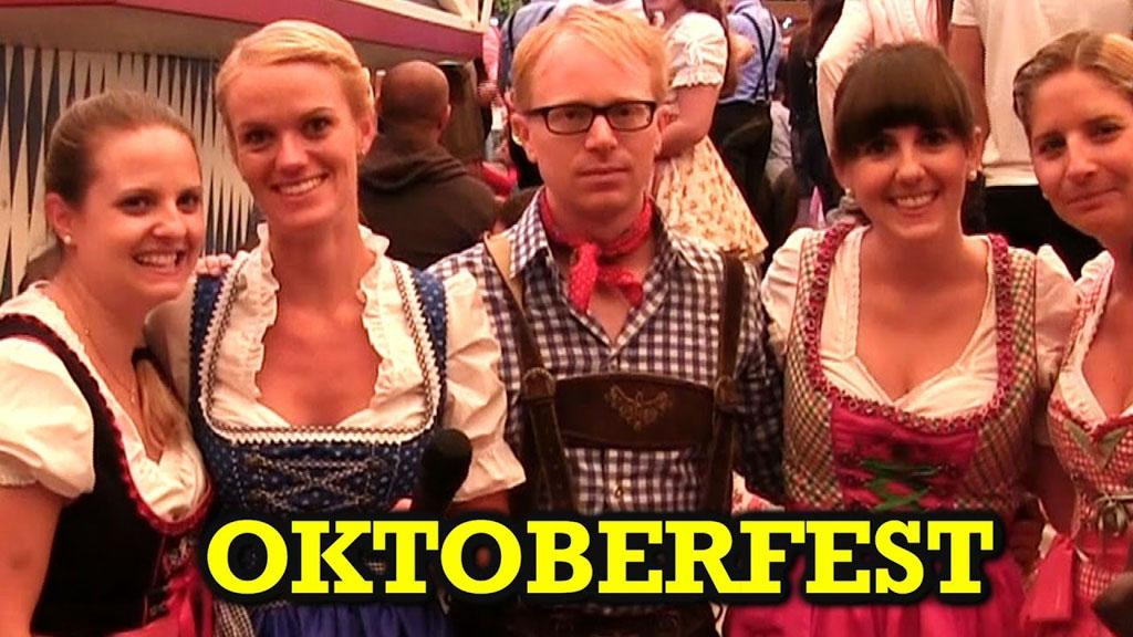 Oktoberfest... What's the deal?