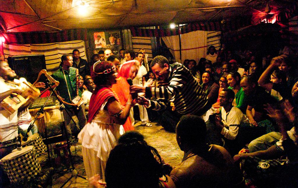 Chasing Ethio-jazz