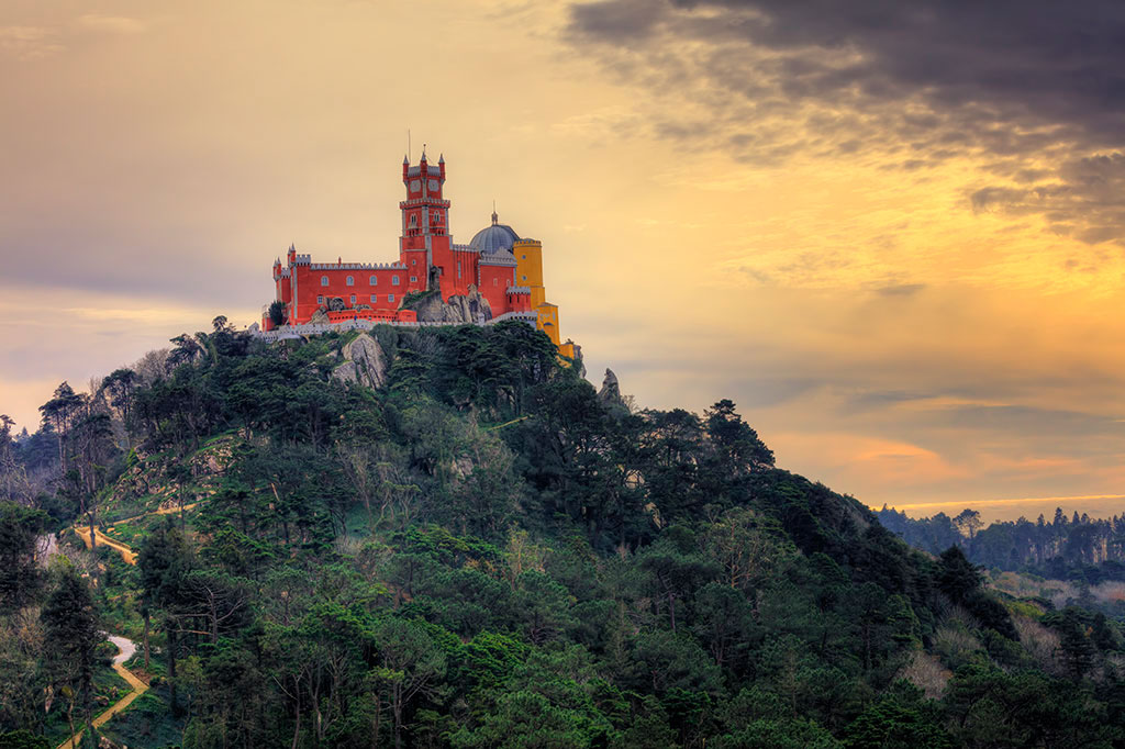 Win a trip to magical Sintra worth £1500