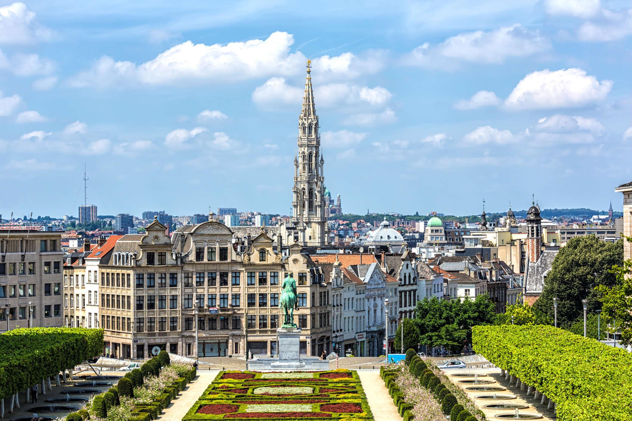 £20 in... Brussels