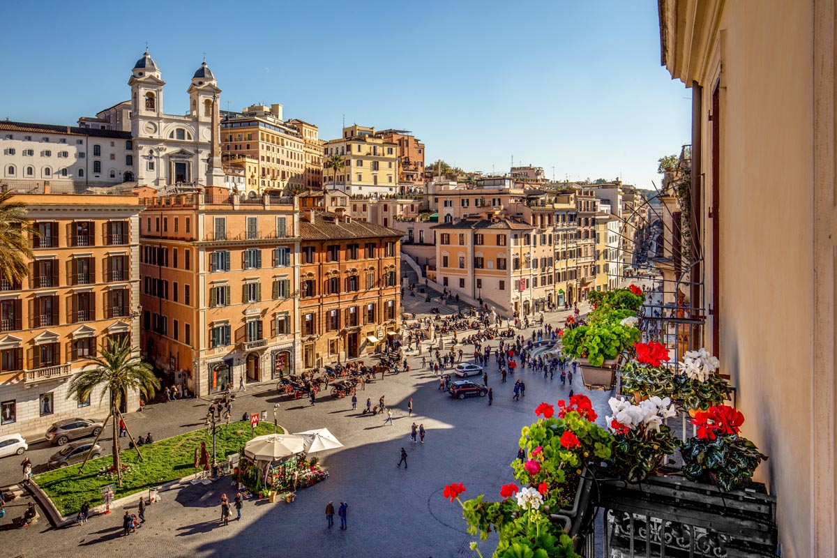 3 Nights in Rome for £349