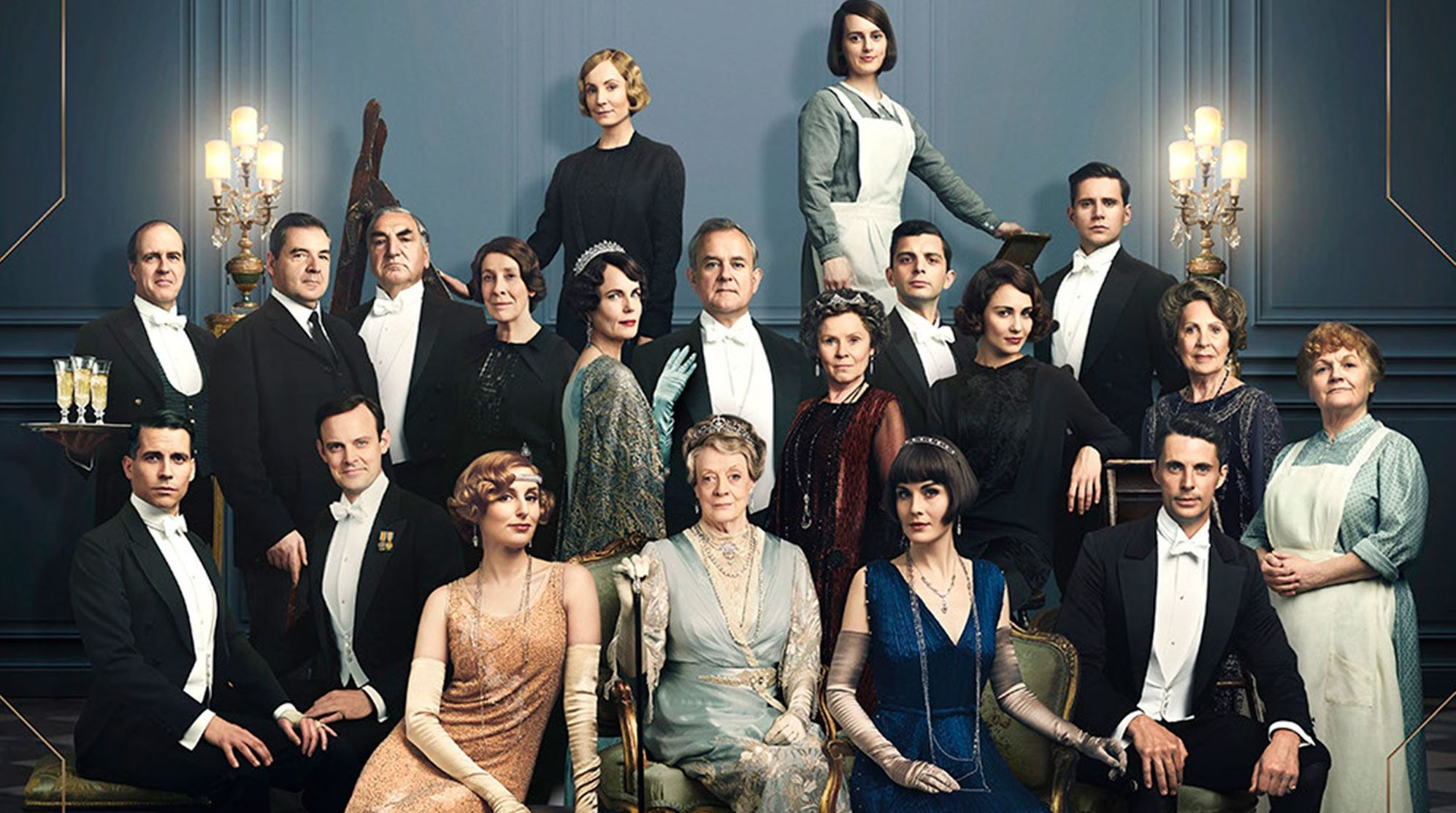 Downton Abbey... in Real Life