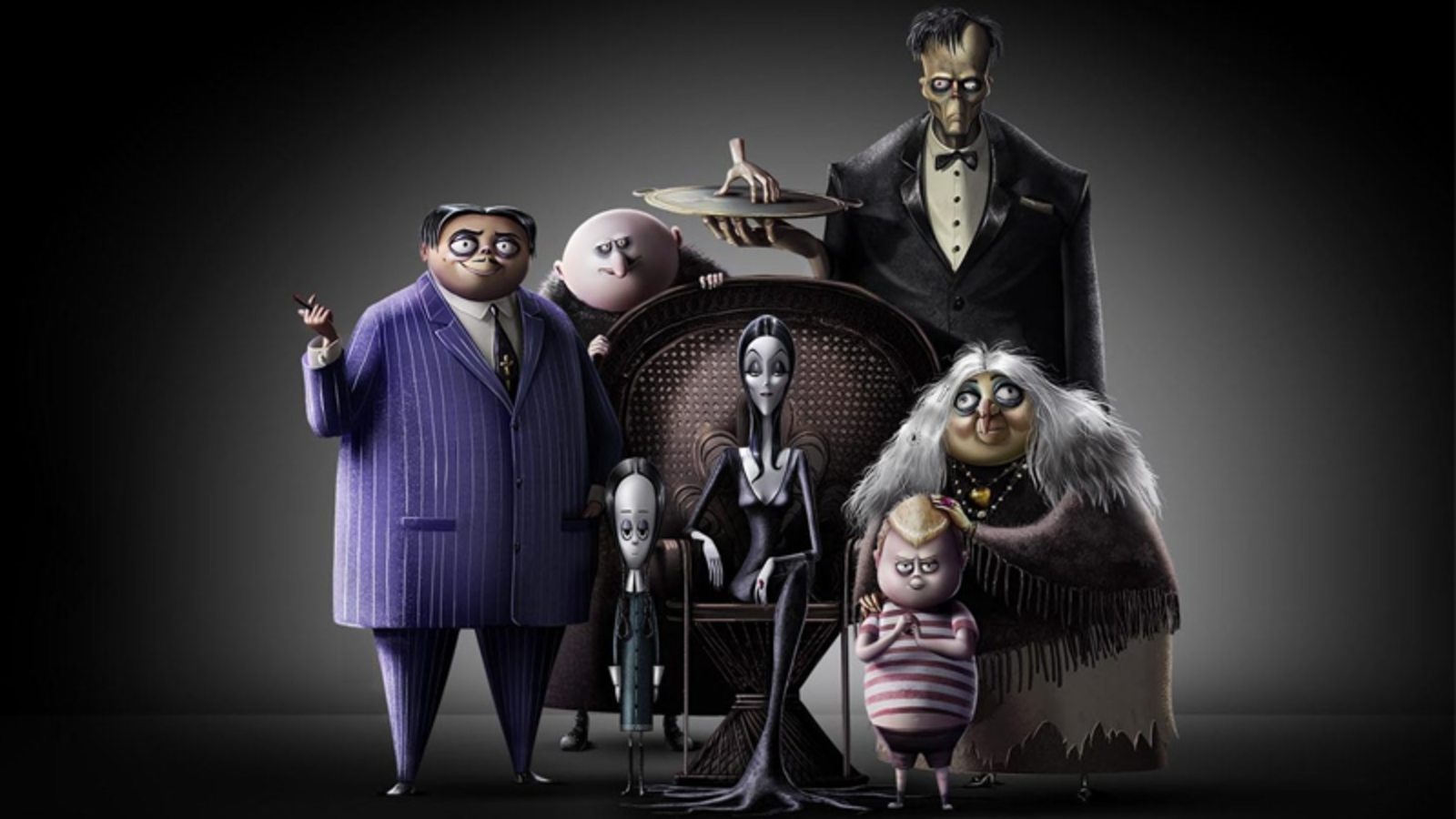 The Addams Family... in Real Life
