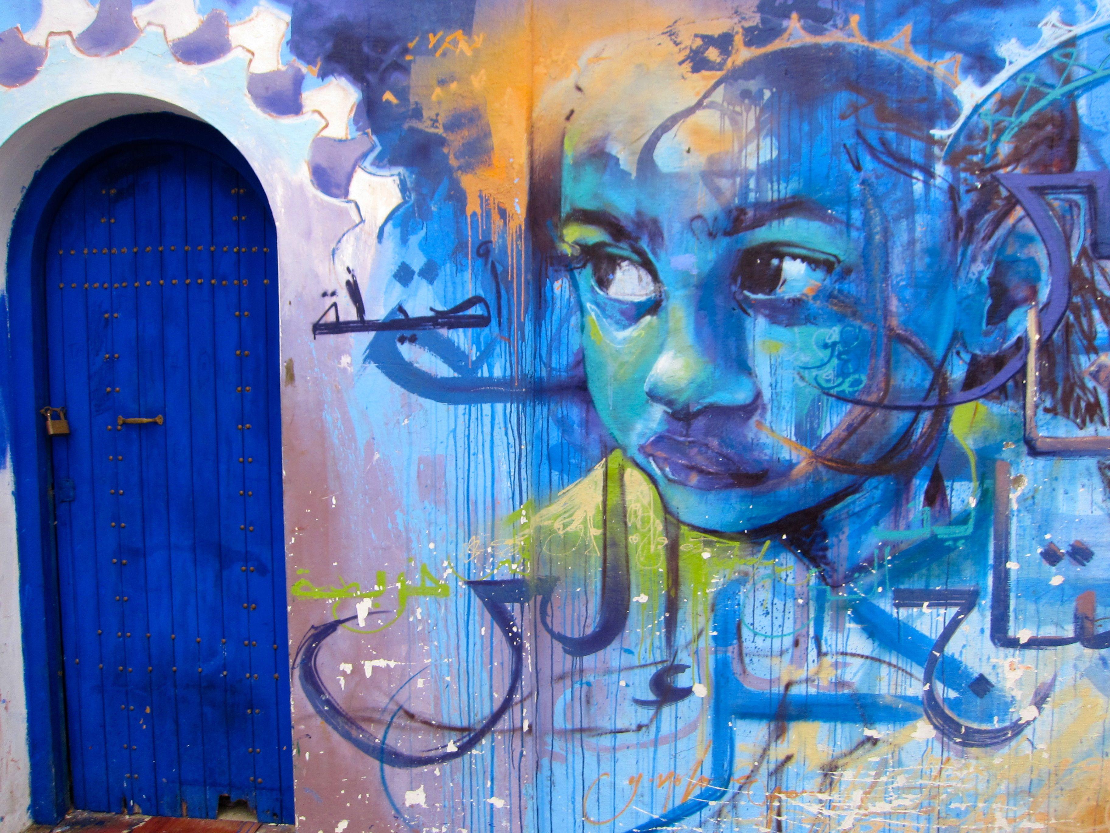 Asilah's Street Art
