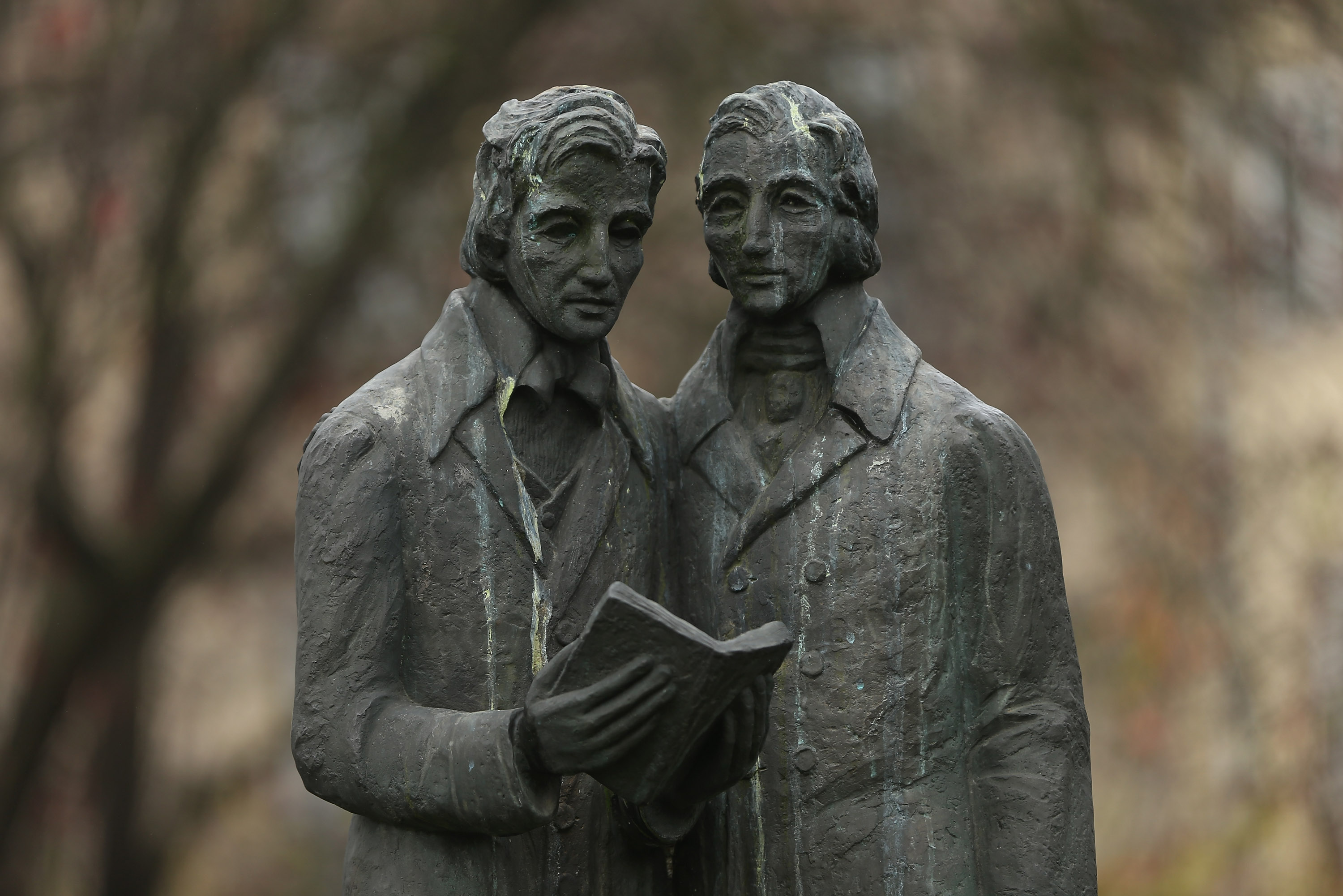 The Brothers Grimm... in real life