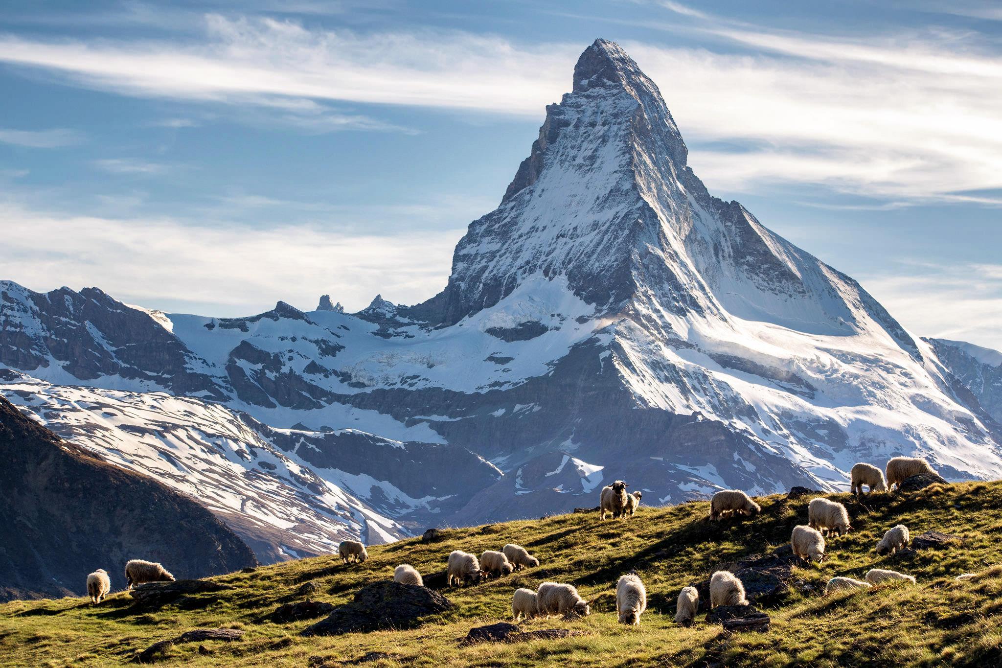 3 Eco Adventures in... Switzerland