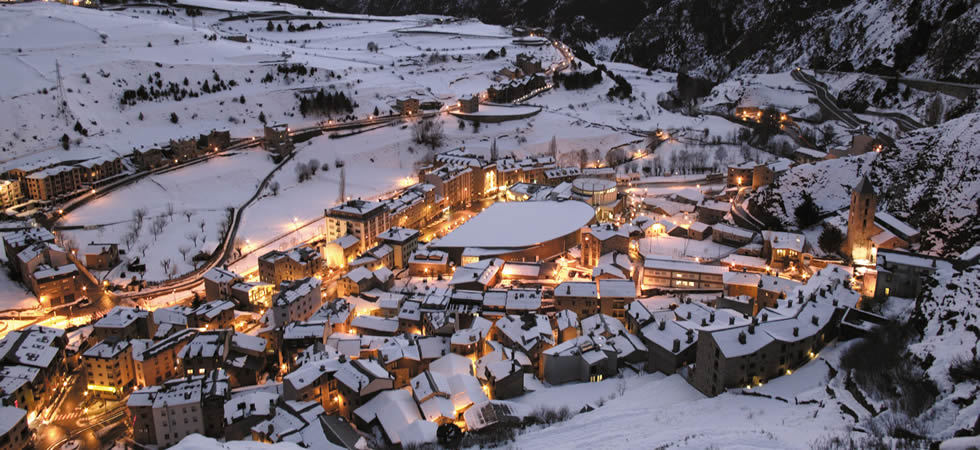 5 Nights Skiing in Andorra for £389