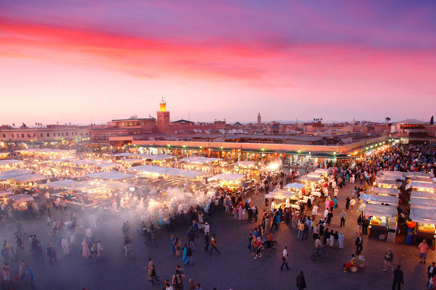 3 Nights 4 Star All Inclusive Marrakech for £249