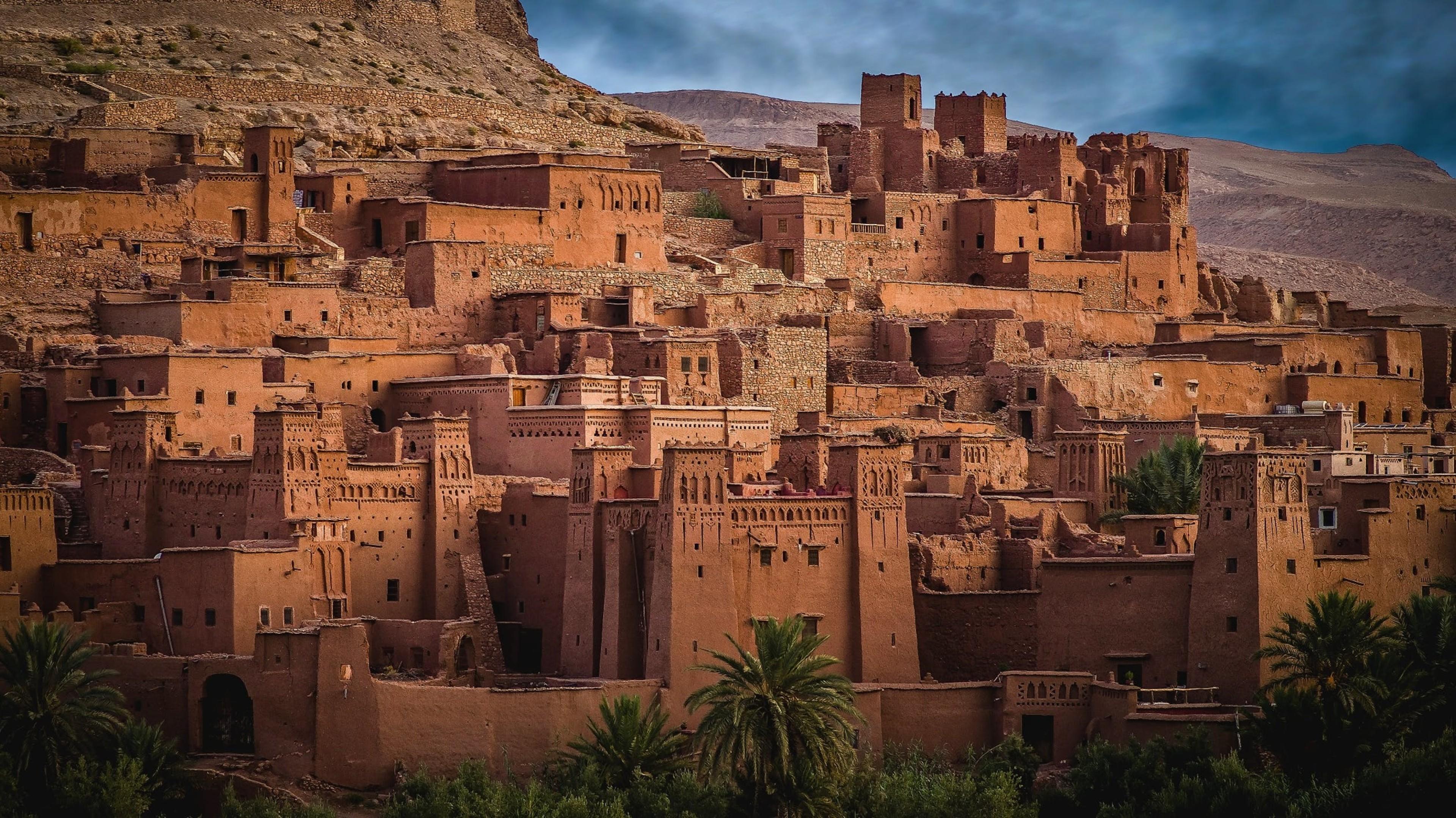 Morocco, what you sayin?